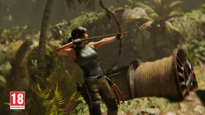 Shadow of the Tomb Raider - TV Spot: Become the Tomb Raider
