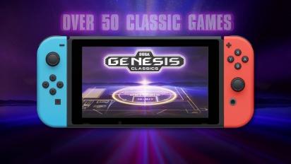 Sega Mega Drive Classics - Features Trailer