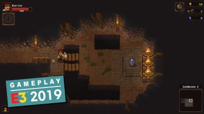 Undermine - E3 Gameplay