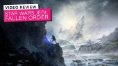 Star Wars Jedi: Fallen Order - Videoanmeldelse