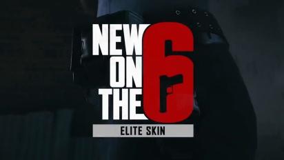 Rainbow Six Siege - Zofia Elite Set: Resident Evil Collaboration | PS4