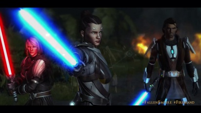 Knights of the Fallen Empire - Anarchy in Paradise Firebrand-teaser