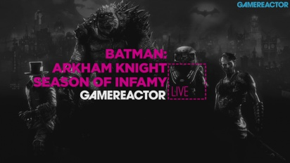 To timer med Batman: Arkham Knight - Season of Infamy