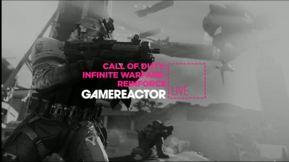 To timer med Call of Duty: Infinite Warfare - Reinforce