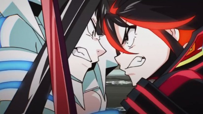 Kill la Kill the Game: IF - Anime Expo 2018 Trailer