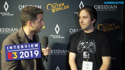 The Outer Worlds - Dan McPhee Interview