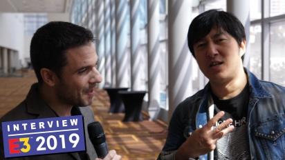 No More Heroes 3 - Goichi Suda 'SUDA51' Interview