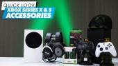 Xbox Series X/S-utstyr - Unboxing
