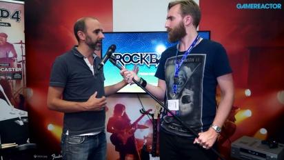 Rock Band 4-lanseringsintervju
