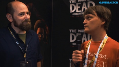 The Walking Dead: The Final Season - intervju med Brodie Anderson
