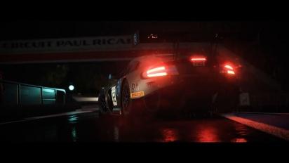 Assetto Corsa Competizione - Launch Date Announcement