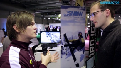 Snow-intervju