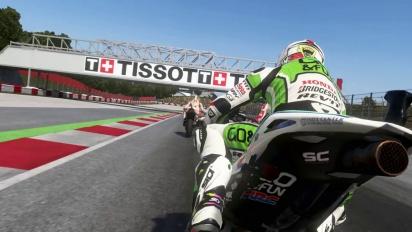 MotoGP 14 - Launch Trailer