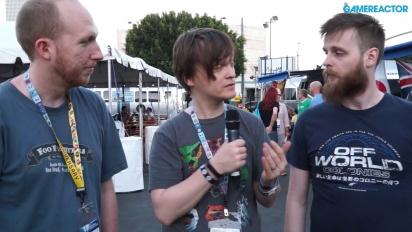 E3-videoblogg: Dag 2 over
