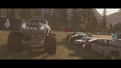 The Crew: Wild Run - The Summit Trailer