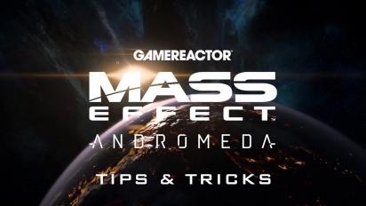 Mass Effect: Andromeda - Tips & Triks (enspiller)