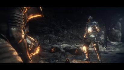 Dark Souls III: The Ringed City -– Launch Trailer