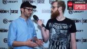 Rainbow Six Pro League Season 3 finals - intervju med Alex Remy