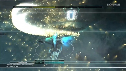 Zone of the Enders: The 2nd Runner Mars - Comparison Trailer