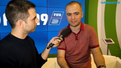 FIFA 19 Switch - intervju med Andrei Lazarescu