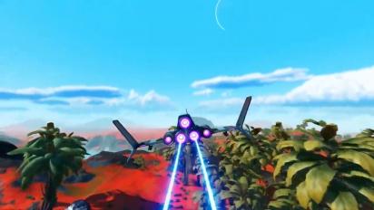 No Man's Sky - Beyond Launch Trailer