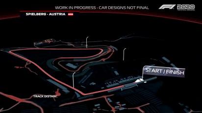 F1 2020 - Hotlap Austria