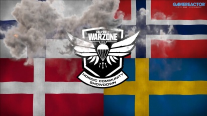 Gamereactor Warzone Nordic Community Showdown