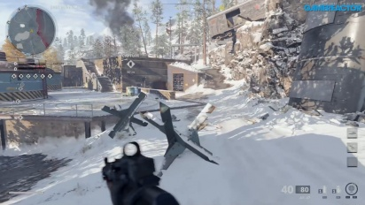 Call of Duty: Black Ops Cold War - Snow Domination-Gameplay