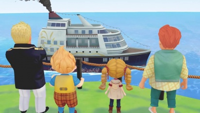 Story of Seasons: Pioneers of Olive Town - Launch Trailer
