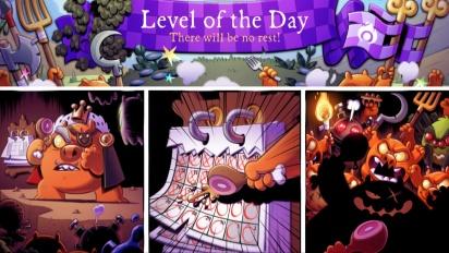 Monster Burner - Level of the Day Trailer