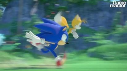Sonic Colours - Announcement Trailer