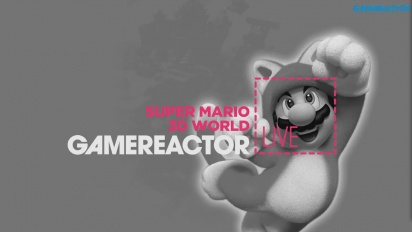 GRTV Live Studio: Super Mario 3D World