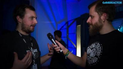 Space Hulk: Deathwing - Francois Detemmerman-intervju