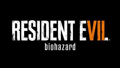 Resident Evil 7 - E3 2016 Reveal Trailer