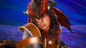 Marvel vs. Capcom: Infinite - Monster Hunter DLC Trailer