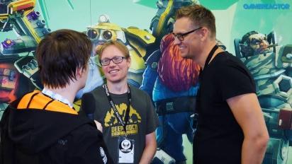 Deep Rock Galactic - intervju med Søren Lundgaard & Mikkel Martin Pedersen