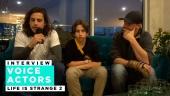 Life is Strange 2 - Intervju med Roman George, Gonzalo Martin og Phil Bache
