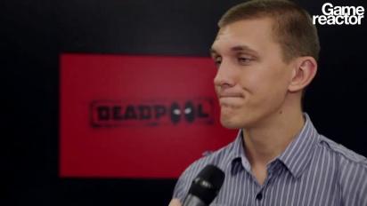GC 12: Deadpool-intervju
