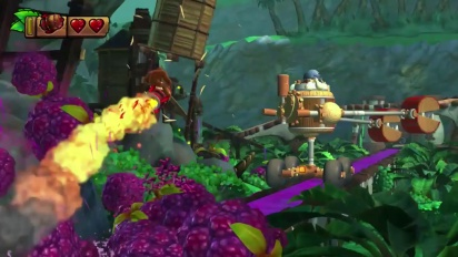 Donkey Kong Country: Tropical Freeze - February Trailer