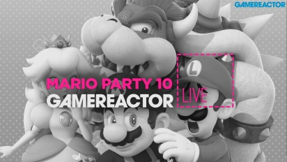 GRTV Live: Mario Party