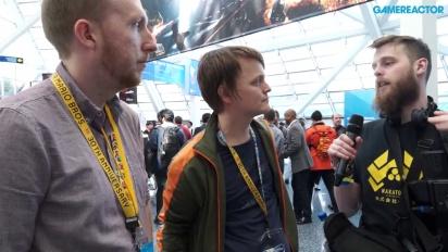 E3-videoblogg: Dag 1 over3
