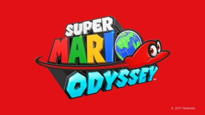 Super Mario Odyssey - First gameplay Trailer