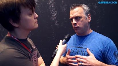 Pete Hines forteller om The Elder Scrolls: Legends