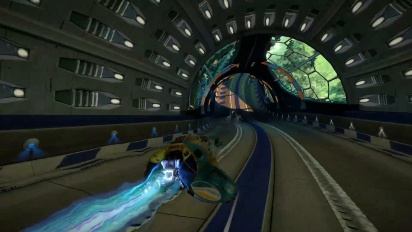 Wipeout Omega Collection - Launch Trailer