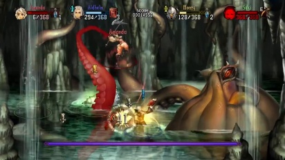 Dragon's Crown Pro - Co-Op Trailer