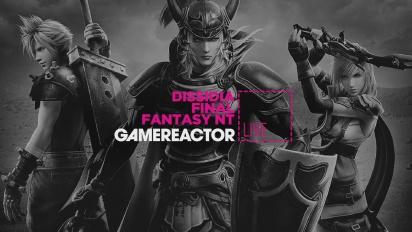 Dissidia Final Fantasy NT - Livestreamreprise