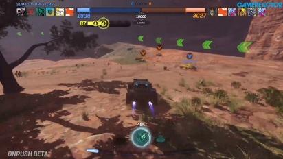 Onrush - Multiplayer Gameplay 2