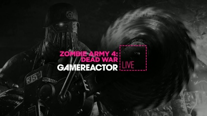 Zombie Army 4: Dead War - Livestream 2 Replay