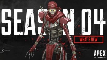 Apex Legends - Seson 4: Hva er nytt? (Sponset #2)