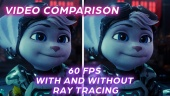 Ratchet & Clank: Rift Apart - Performance Mode and Performance Mode RT comparison